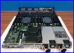 Dell PowerEdge R630 8SFF CTO 2x Heat Sinks Motherboard S130 RAID 2x 495W PSU