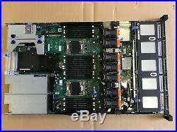 Dell PowerEdge R630 BareBone 10BAY 1U Rack Server Motherboard FAN chassis 495W