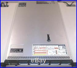 Dell PowerEdge R630 Barebones Server 24-Bay 1.8 SFF 1U withHeatsinks NO RAID 750W