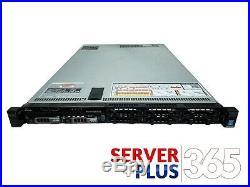 Dell PowerEdge R630 CTO, 2x Heat Sinks, Motherboard, S130 SW RAID, 2x 495W PSU
