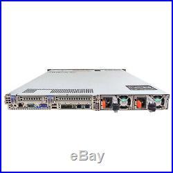 Dell PowerEdge R630 Server 2.40Ghz 16-Core 64GB 8x 600GB Enterprise