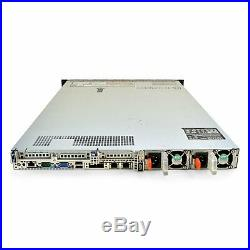 Dell PowerEdge R630 Server 2x 2.50Ghz E5-2680v3 12C 256GB 10x Caddies High-End