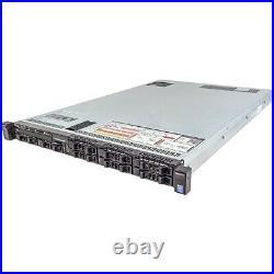 Dell PowerEdge R630 Server 2x E5-2620 V3 2.40GHz 6-Core 16GB DDR4