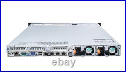 Dell PowerEdge R630 Server 2x E5-2620v3 2.4GHz 6C 32Gb 2x 600GB SAS 12GBPS
