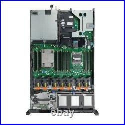Dell PowerEdge R630 Server 2x E5-2620v3 2.4GHz 6C 64GB 2x 480GB SSD RPS