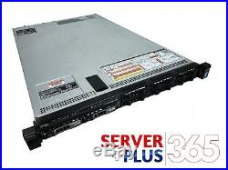 Dell PowerEdge R630 Server, 2x E5-2640 V3 2.6GHz 8Core, 64GB, PERC S130 SWRAID