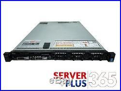 Dell PowerEdge R630 Server, 2x E5-2680 V3 2.5GHz 12Core, 256GB, 4x Tray, H730