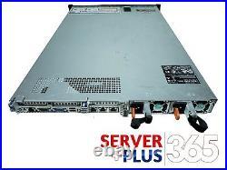 Dell PowerEdge R630 Server, 2x E5-2690V4 2.6GHz 14Core, 128GB, 4x Tray, H730