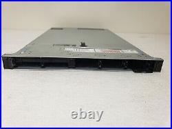 Dell PowerEdge R640 1U Server 2x Silver 4110 2.1GHz 16-Cores / 256GB / 2x 750w