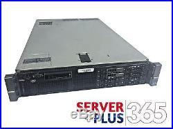 Dell PowerEdge R710 2.5 12-Core Server 64GB RAM PERC6i DVD iDRAC6 2x 1TB SATA