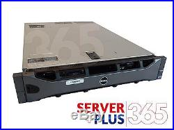 Dell PowerEdge R710 2.5 2x 2.4 GHz E5620 QC, 128 GB, 2x 300GB 10k, DVD, iDRAC6
