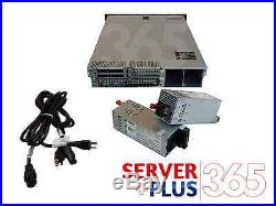 Dell PowerEdge R710 2.5 Server, 2x 3.06 GHz 6 Core, 128GB, 2x 450GB, 2x RPS