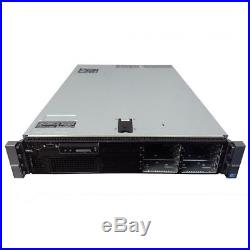 Dell PowerEdge R710 2.5 Virtualization Server 2x 2.53GHz E5540 16GB iDRAC