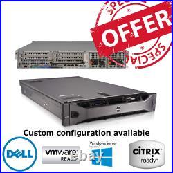 Dell PowerEdge R710 2 x X5675 3.06GHz Six Core 128GB RAM PERC H700 8 x CADDY
