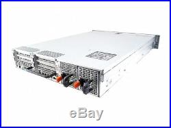 Dell PowerEdge R710 2U Rack Server 96GB Ram 2x X5650 CPU (12 Cores) 3.5 Drives