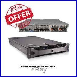 Dell PowerEdge R710 2x E5620 2.40GHz 4 core 96GB of RAM Perc6i raid card