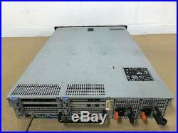 Dell PowerEdge R710 2x Intel Xeon X5570 Core @2.93Ghz 48GB MEM PERC 6/i QLE2562