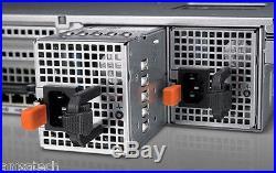 Dell PowerEdge R710 2x SixCore XEON X5675 3.06GHz 128GB DDR3 900GB 10K SAS H700