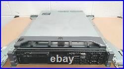 Dell PowerEdge R710 2x X5560 2.8Ghz Quad Core 192GB RAM 2x 146GB SAS PERC H200I