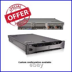 Dell PowerEdge R710 2x X5650 2.66GHz Six core 128GB RAM 6 x 3.5 Caddy H700