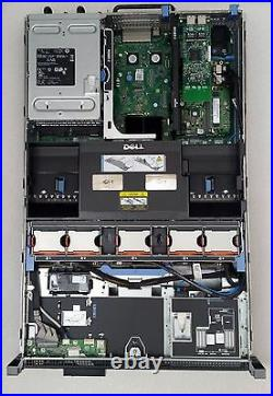 Dell PowerEdge R710 2x X5650 2.66GHz Six core 48GB RAM 8 x 2.5 Caddy H700