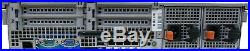 Dell PowerEdge R710 2x X5675 3.06GHz 128GB RAM 6x3.5 caddies H700 + Front Bezel