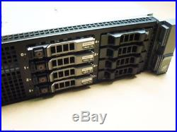 Dell PowerEdge R710 2x X5675 3.06GHz 128GB RAM 8x2.5 caddies H700 + Front Bezel