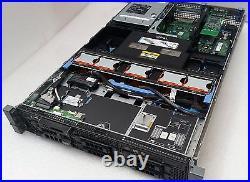 Dell PowerEdge R710 2x X5675 3.06GHz Six core 128GB RAM 8 x 600GB HDD H700