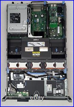 Dell PowerEdge R710 2x X5675 3.06GHz Six core 64GB RAM 8 x 2.5 Caddy H700