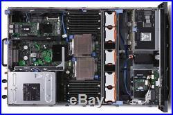 Dell PowerEdge R710 2x X5690 3.46GHZ SixCore 128GB RAM PERC H700 6 x 1TB 3.5