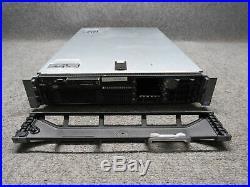 Dell PowerEdge R710 2x Xeon E5630@2.53GHz 32GB DDR3 ECC RAM No HDD