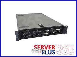 Dell PowerEdge R710 3.5 2x X5650 2.66GHz 12-core 128GB DVD 6x trays 2x power