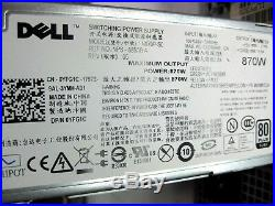 Dell PowerEdge R710 6 Bay Server 2x Quad Core Xeon L5520 @ 2.26GHz, 2GB, No HDD
