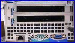 Dell PowerEdge R710 6 Bay Server Dual Xeon Quad Core X5550 CPU@ 2.66GHz, 2GB RAM