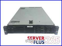 Dell PowerEdge R710 8-Core 2.5 Server 32GB RAM PERC6i DVD iDRAC6 & 2x 146GB 15k