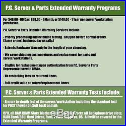 Dell PowerEdge R710 8-Core 2.5 Server 32GB RAM PERC6i iDRAC6 2 Trays