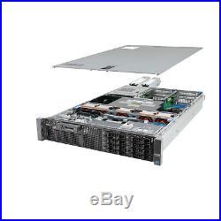 Dell PowerEdge R710 Enterprise Server 2x 2.66Ghz X5650 6C 72GB 4x 300GB 10K SAS