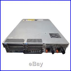 Dell PowerEdge R710 LFF Barebones 2x HS 2x PSU No CPU No RAM No HDD No Ears