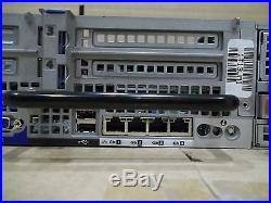 Dell PowerEdge R710 Quad Core Virtualization server 2GHz 12GB RAM 3x146GB iDrac