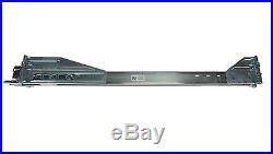 Dell PowerEdge R710 Rack Rail Kit P187C 0P187C 2U Server Rackmount Rails Rack