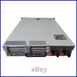 Dell PowerEdge R710 SFF 8-Core 2.13 L5630 24GB H700 2.5 HDD