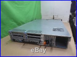 Dell PowerEdge R710 Server 1x Xeon Quad-Core @ 2.40GHz Pec 6GB 6/i 1-PSU