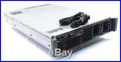 Dell PowerEdge R710 Server 2x 2.40GHz Quad Core Xeon E5530 24gb PC3-8500