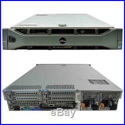 Dell PowerEdge R710 Server 2x Intel XEON X5680 3,33 GHz 48GB RAM 6x 120gb SSD