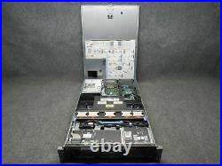 Dell PowerEdge R710 Server 2x Intel Xeon E5520 2.53GHz 16GB DDR3 ECC RAM No HDD