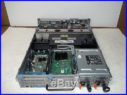 Dell PowerEdge R710 Server 2x2.26GHz 8 Core 24GB 4x300GB Quad Gigabit Dual PS