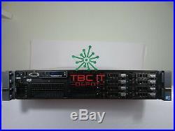 Dell PowerEdge R710 Server DUAL 2X6 Cores E5645 24GB 4X300GB SAS 15K RAID