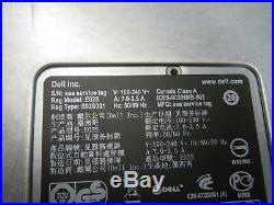 Dell PowerEdge R710 Server with Intel Xeon X5620 2.40GHz 24GB RAM No HDD