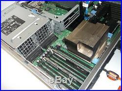 Dell PowerEdge R710 Virtualization Server 4 Core 12GB 8x146 10K PERC6 Enterprise