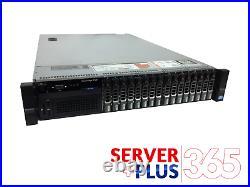 Dell PowerEdge R720 16 Bay Server, 2x 2.0GHz 8Core E5-2650, 64GB, 16x Tray, H710